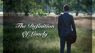 The definition of lonely