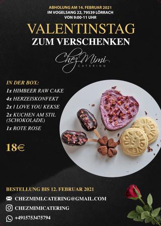 Valentinstag zum Verschenken