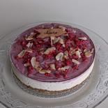Himbeer Raw Cake