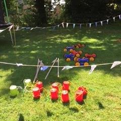 Workshops at Cropredy Primary School