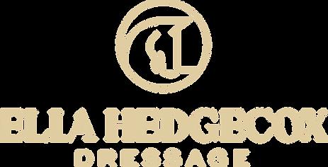 ella-hedgecox-dressage-logo-tagline-gold