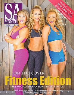 Cover girl SA Monthly #2 June 2020 IMG_6