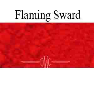 Flaming sward