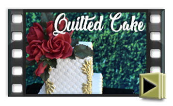 Quilted Cake Tutorial