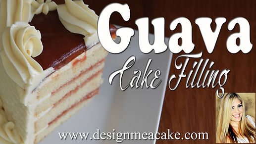 Guava Filling for cakes