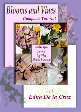 Learn to Make Gumpaste Flowers