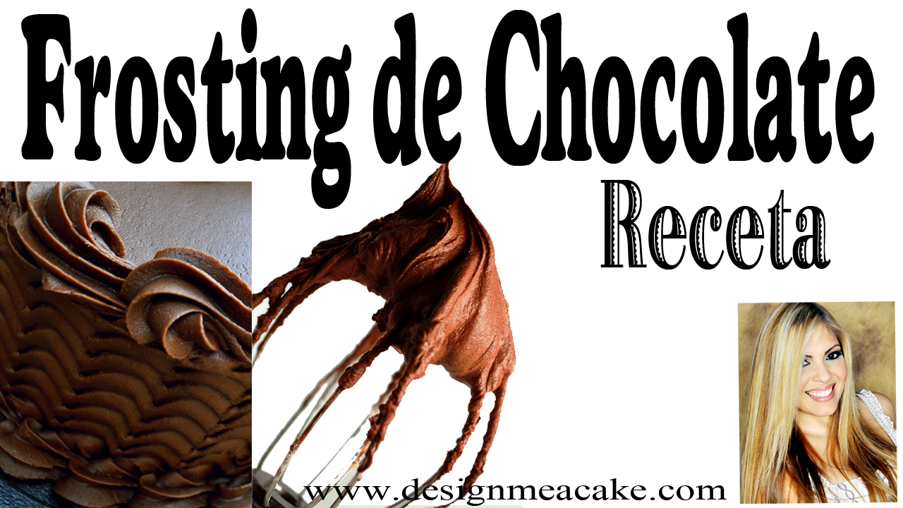 Frosting de Chocolate
