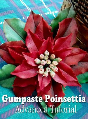 Poinsettia Tutorial