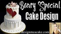 Beary Cake Design