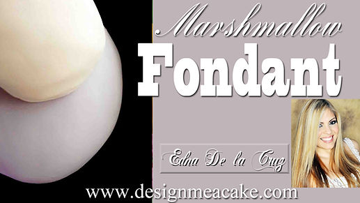Learn how to make Marshmallow Fondant