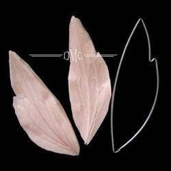 Single Peony Leaf Set
