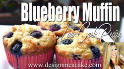 Blueberry Muffin-keto