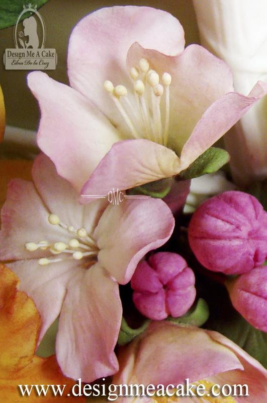 Blossoms Gumpaste Flowers
