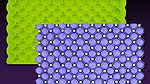 Tufted Swiss Dot Simpress