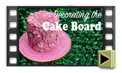 Fondant Cake Board