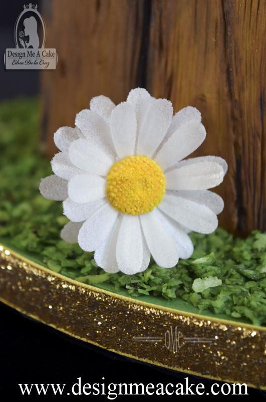 Edible Daisy