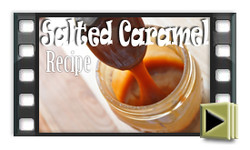 Salted Caramel Recipe