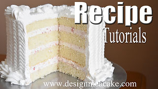 Recipes for Cakes