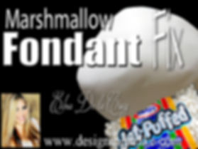 How to fix Marshmallow Fondant (MMF)