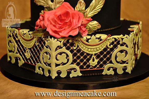 Black Cake Design