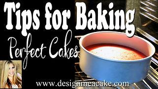 Tips for baking