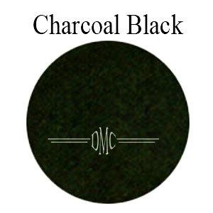 Charcoal Black/Licorice Petal Dust