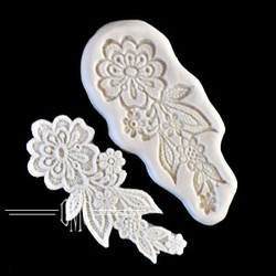 Flowers-Lace Mold