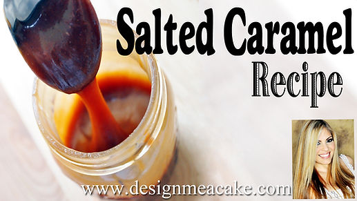 Salted Caramel Recipe