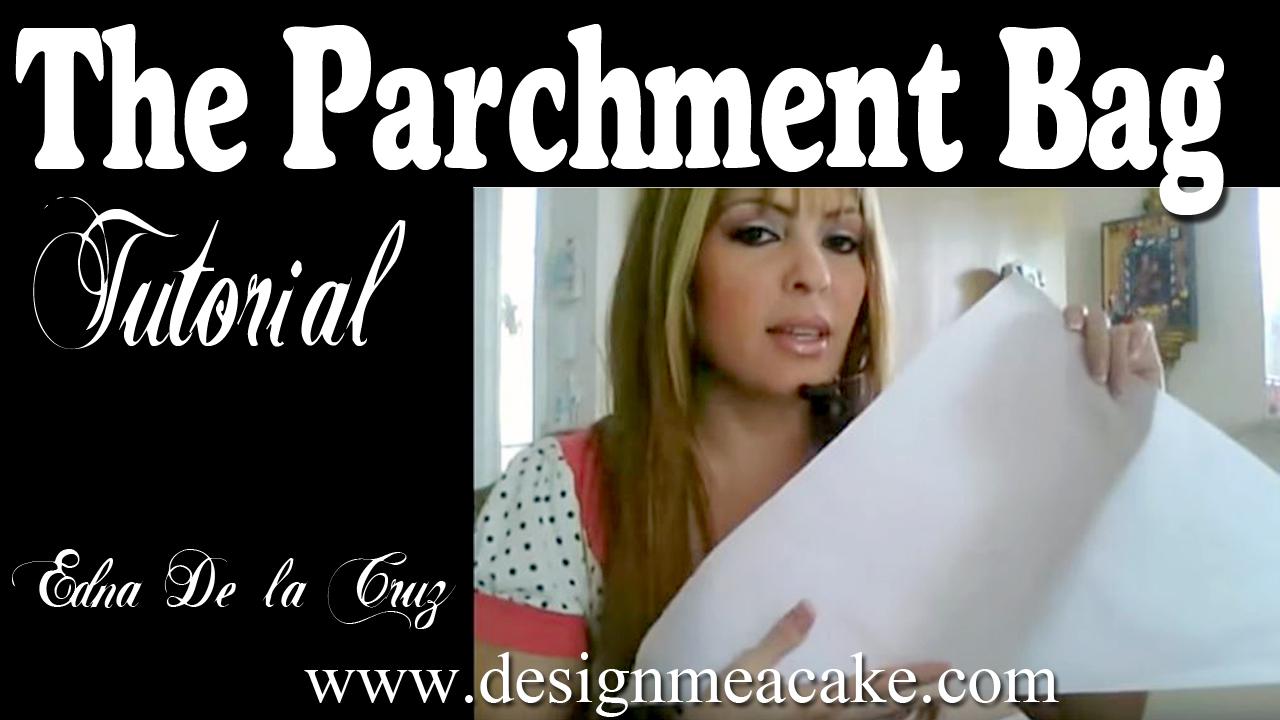 Parchment bag