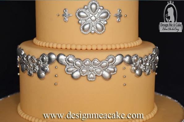 Beautiful pearl molds