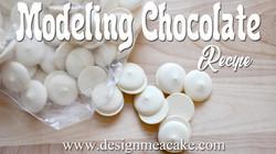 Modeling Chocolate Recipe