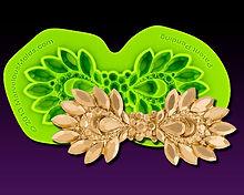 Vibrance Brooch Mold