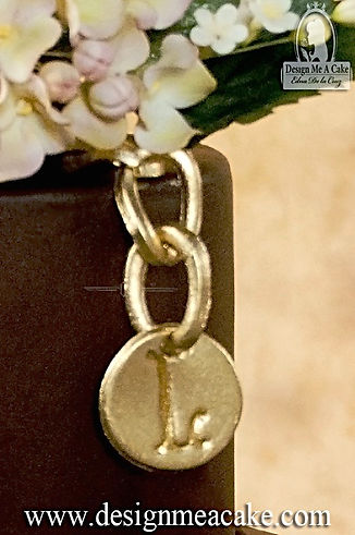 Chain gold link