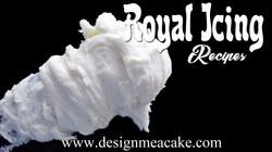 Royal Icing Recipes