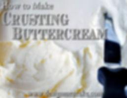 How to Make Crustin Buttercream