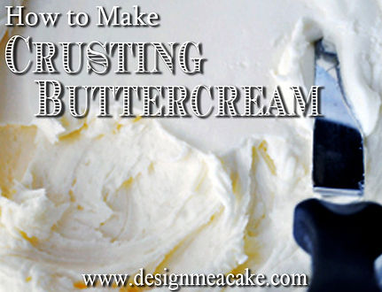 How to Make Crustin Buttercream