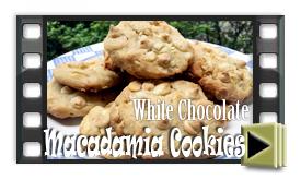 Macadamia White Choco Cookie