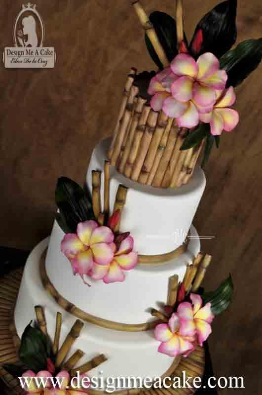 Bamboo & Frangipani