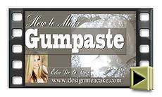Learn to make gumpaste