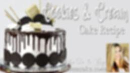 Cookies & Cream Cake cake tutorial