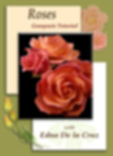 Learn to make gumpaste roses