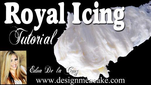 Royal Icing Recipe
