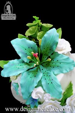 Tiffany Blue Lily
