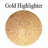 Gold highlighter