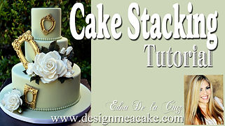 Cake Stacking Tutorial