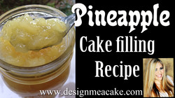 Pineapple Filling