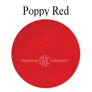Poppy Red/Geranium Petal Dust