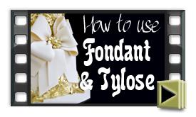 Fondant & Tylose
