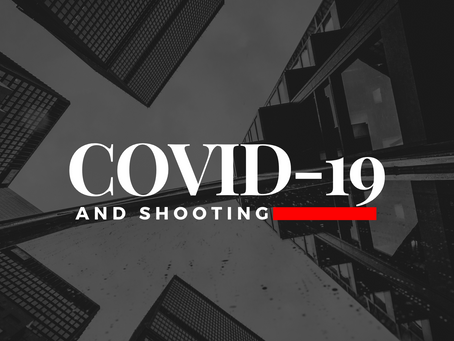 COVID-19 and shooting 360 Virtual Tours