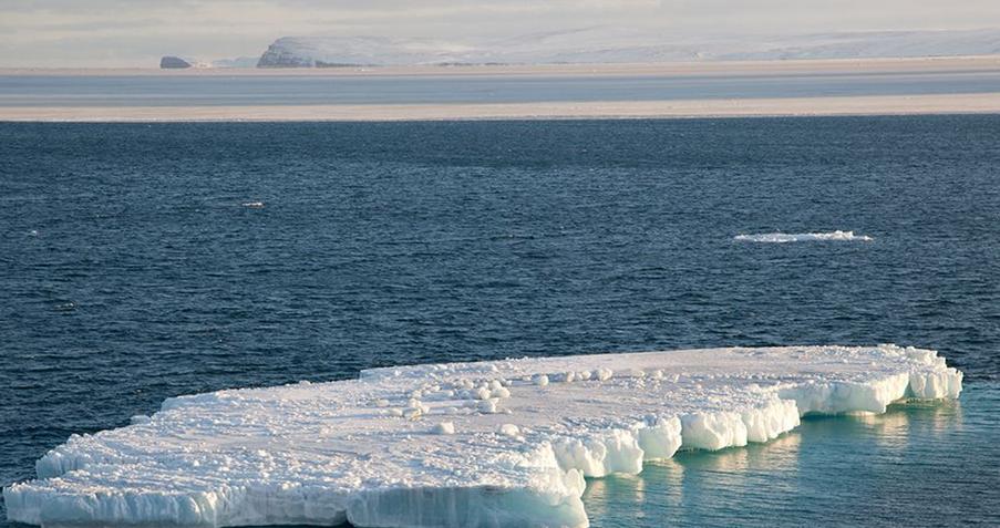 hielo marino Alaska